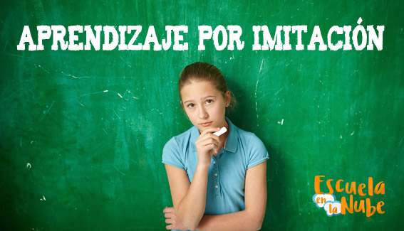 aprendizaje por imitación