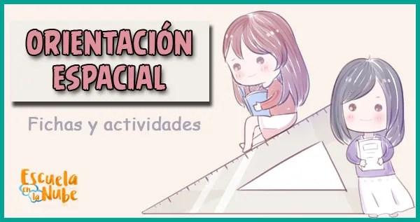 orientación espacial para niños