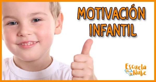 motivación en niños, motivación infantil
