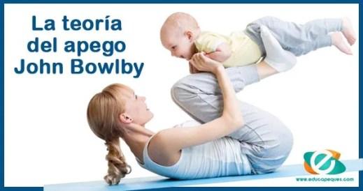 teoria del apego de bowlby