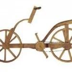 bicicleta de da vinci