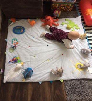 cosas que hacer en casa con un bebe de 0-1 (10) (Personalizado)