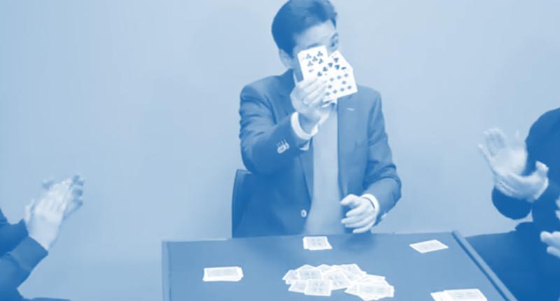 Clases de magia. Bruno