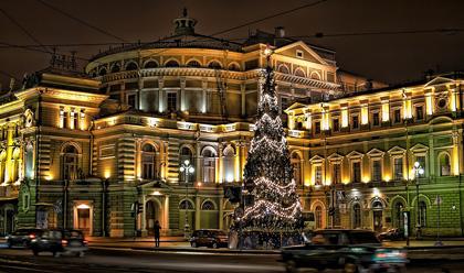 Il balletto classico e il teatro Mariinsky a San Pietroburgo
