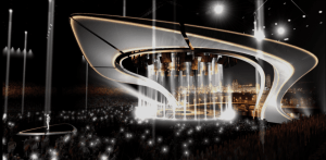 eurovision stage concept