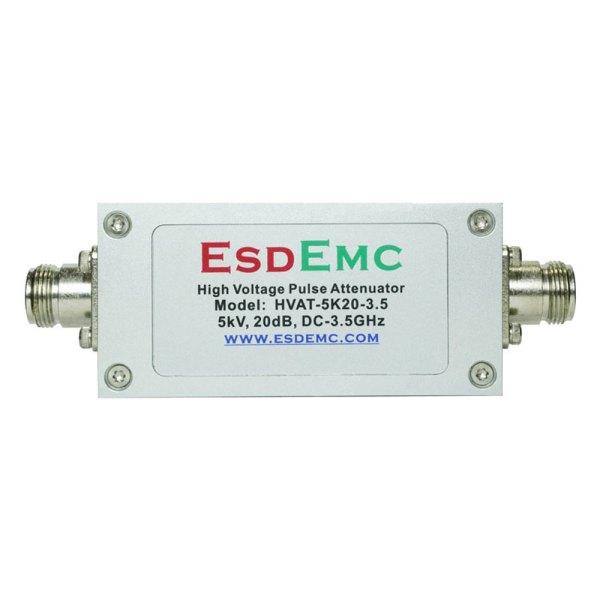 HVAT-5K Series High Voltage Pulse Attenuator (DC-3.5GHz, Up to 5kV)