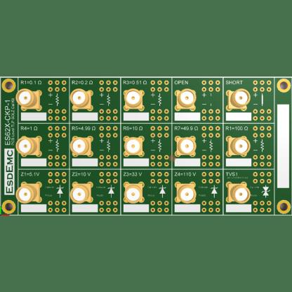 ES62X-CKP PCB Level TLP SOLZ Calibration Kit