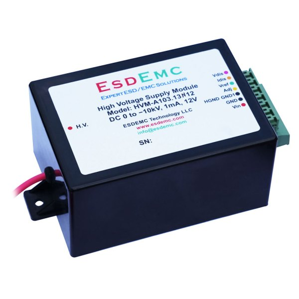 10kV 电压可调高精度高压DC模块电源