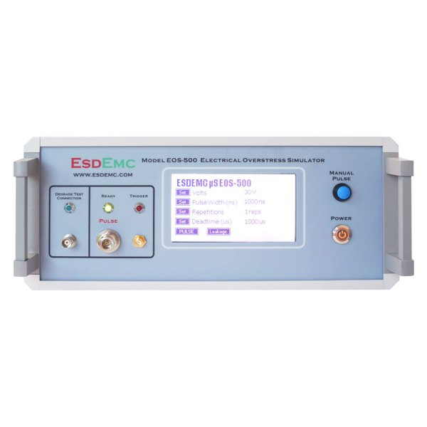 EOS-500 Electrical Overstress Pulse Generator