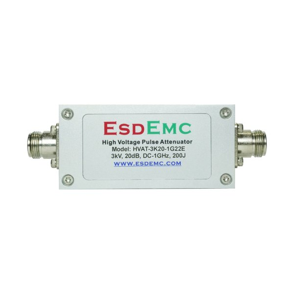 HVAT-3K20-1G22E High Voltage Pulse Attenuator