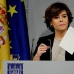 El Gobierno exige a Puigdemont que dé marcha atrás antes del jueves