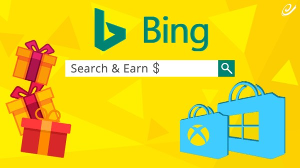 Bing reward program