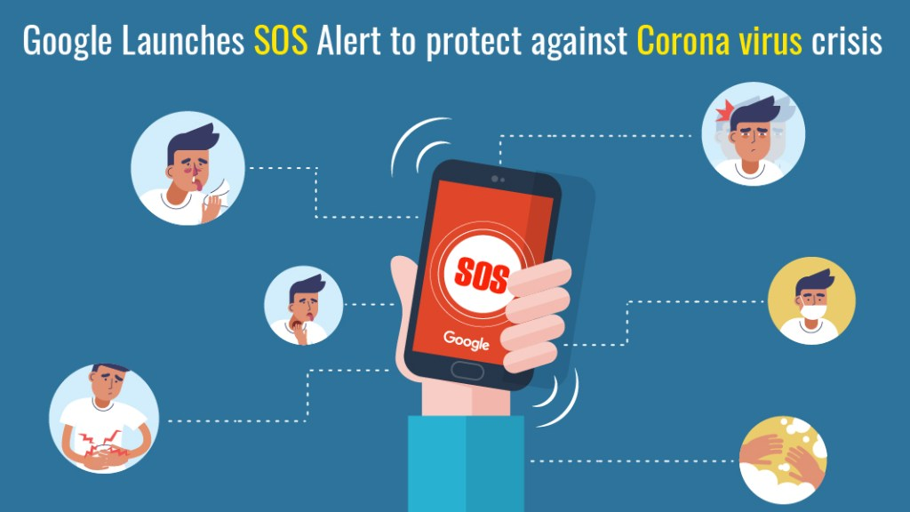 Google SOS Alert for Coronavirus