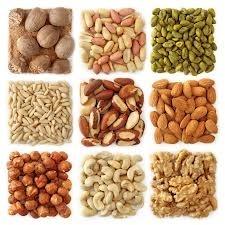 semi e noci per dimagrire