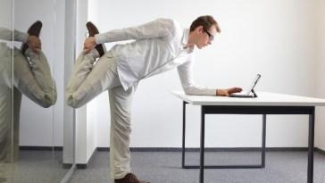 esercizi da fare in ufficio benessere fisico e mentale