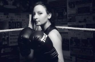 kick boxing donna