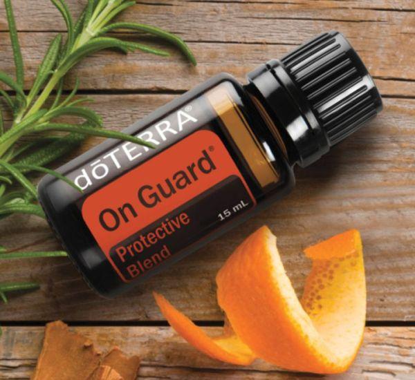 On Guard mezcla protectora