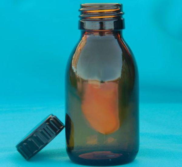 frasco vial ámbar 75 ml