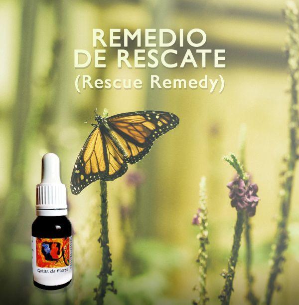 """OFERTAS Remedio de Rescate (RESCUE REMEDY). Llévate ahora tu set de Rescues de 15 ml a un precio """" de lujo """""""