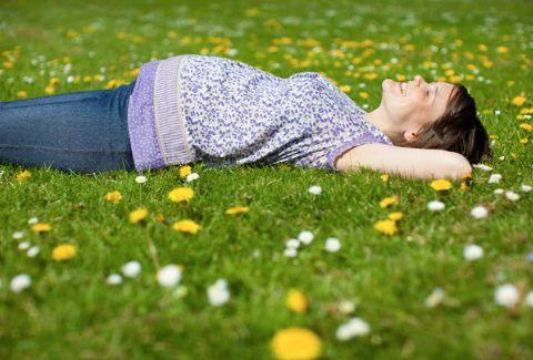 Flores de bach para embarazadas