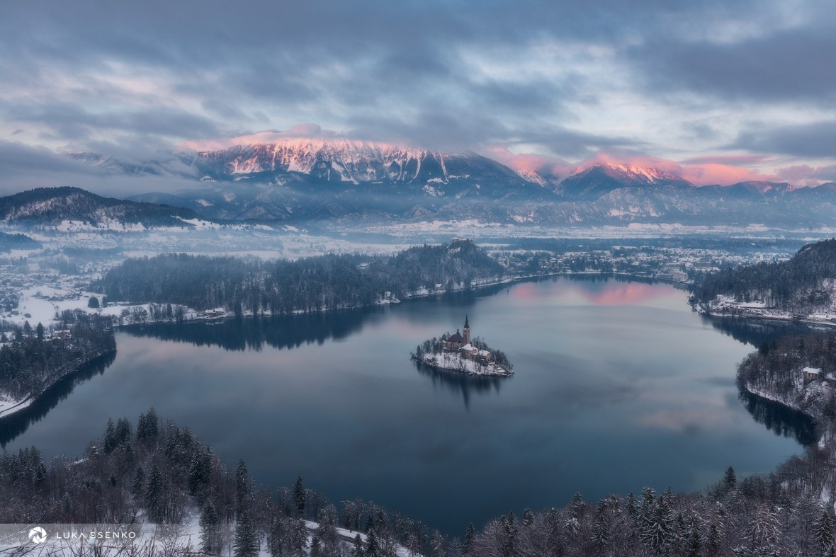 Slovenia photography workshop at Lake Bled