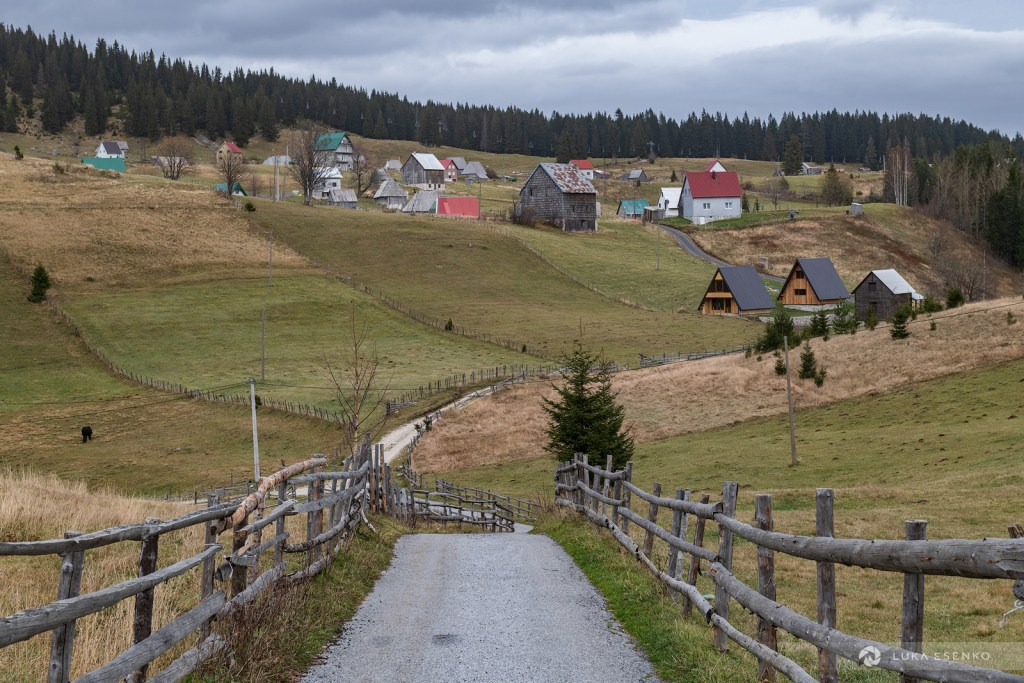 Village in Durmitor