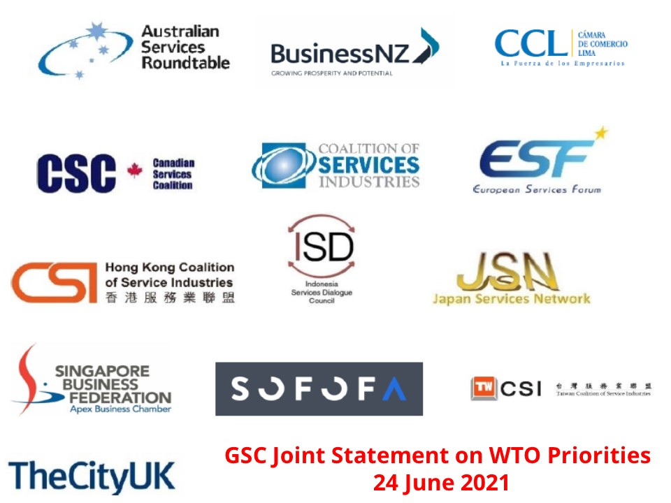 GSC Joint Statement on WTO Priorities - 24 June 2021