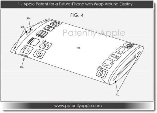 patente Apple iPhone