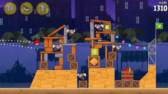 Angry Birds Rio 160 2