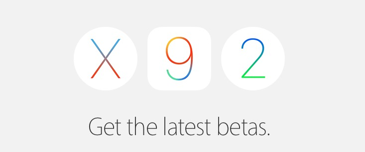 Apple betas - sexta beta de iOS 9.3, watchOS 2.2 y tvOS 9.2