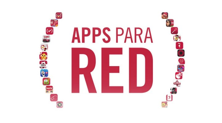 Apple campaña product red 1