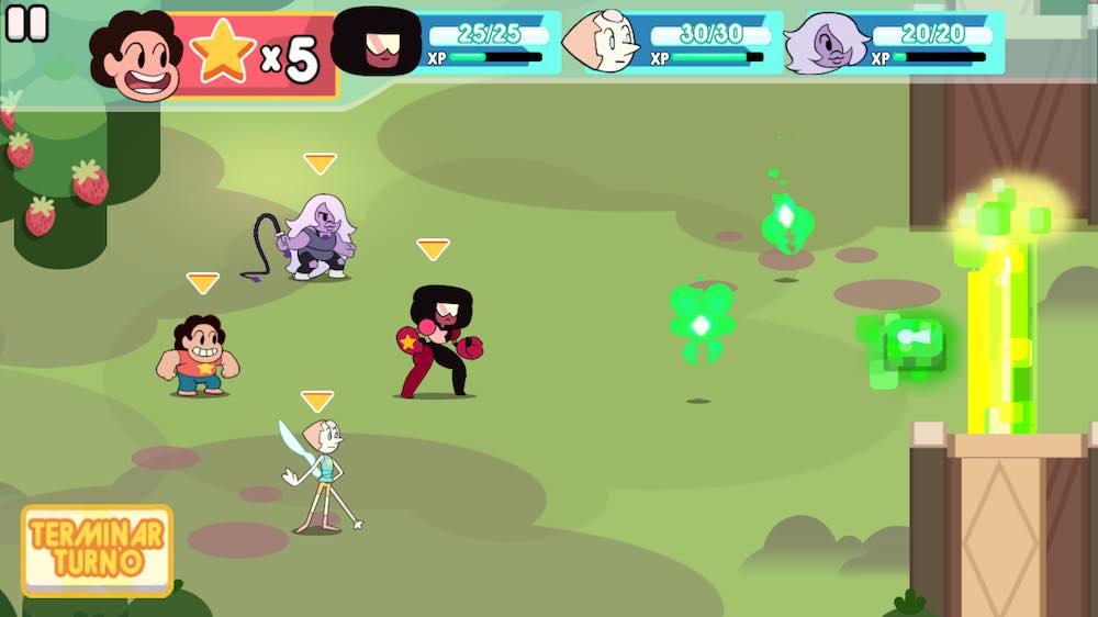Ataque al Prisma - Steven Universe - iPhone
