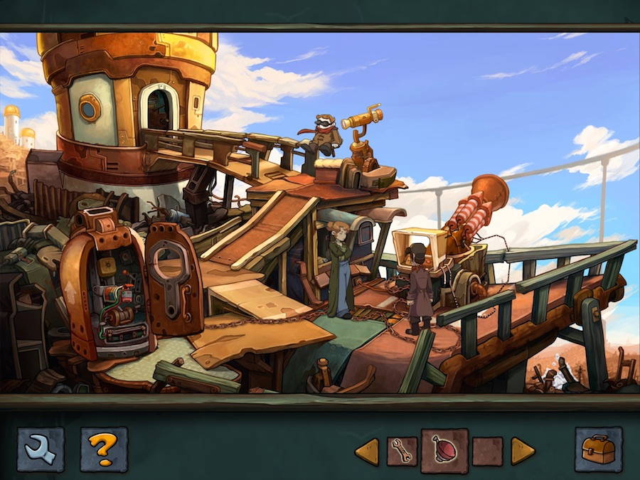 Deponia 2 - Aventura Gráfica point & click