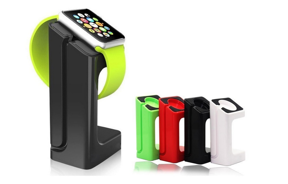 docks para el Apple Watch Expower