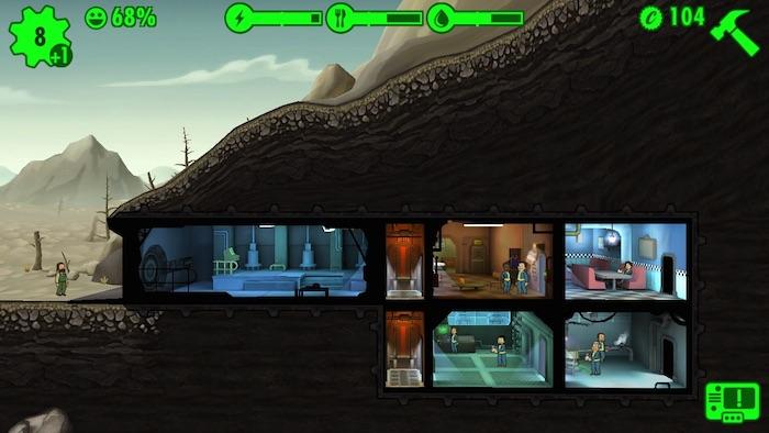 Fallout Shelter 1
