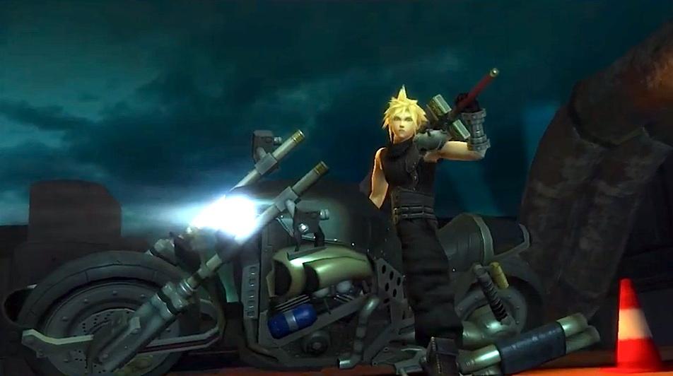 Final Fantasy GBike 1
