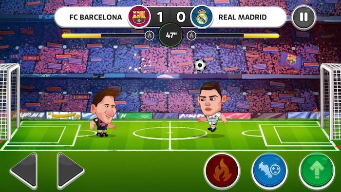 Head Soccer la liga 2