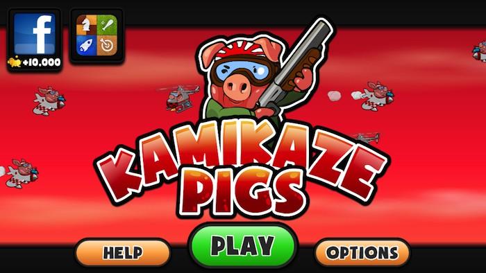 Kamikaze pigs 2