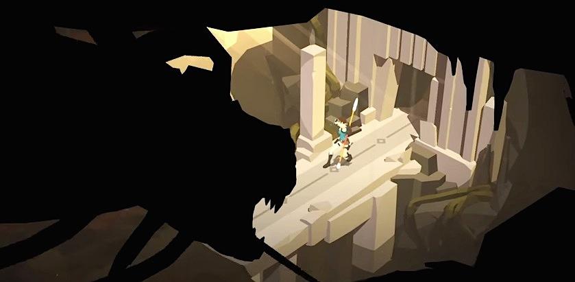 Lara Croft Go iOS