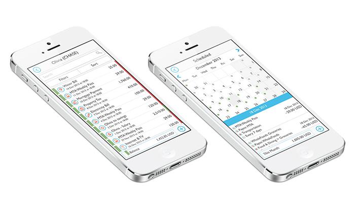 Moneywiz iPhone