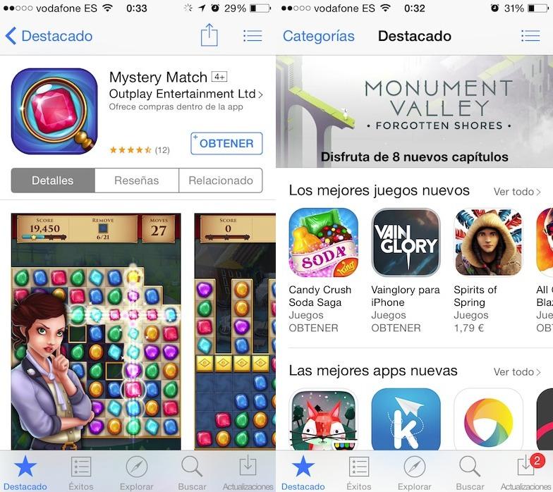 Obtener App Store