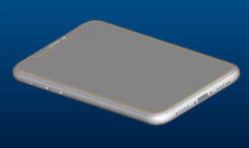Render iPhone 8