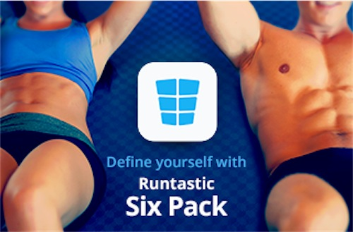 Runtastic Six Pack promo