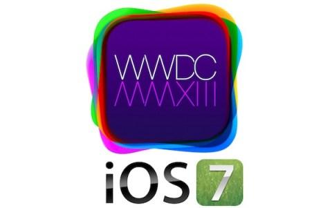 WWDC iOS 7