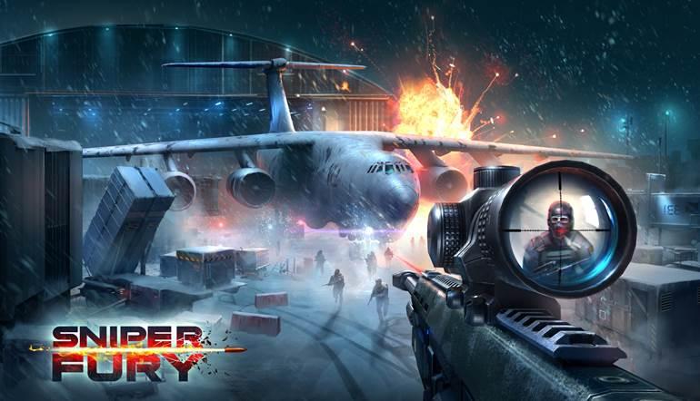 Sniper Fury Gameloft