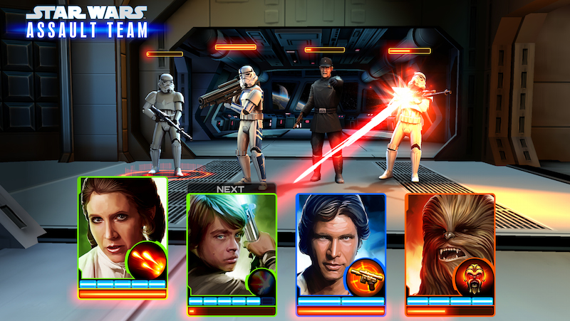 Star Wars Assault iOS