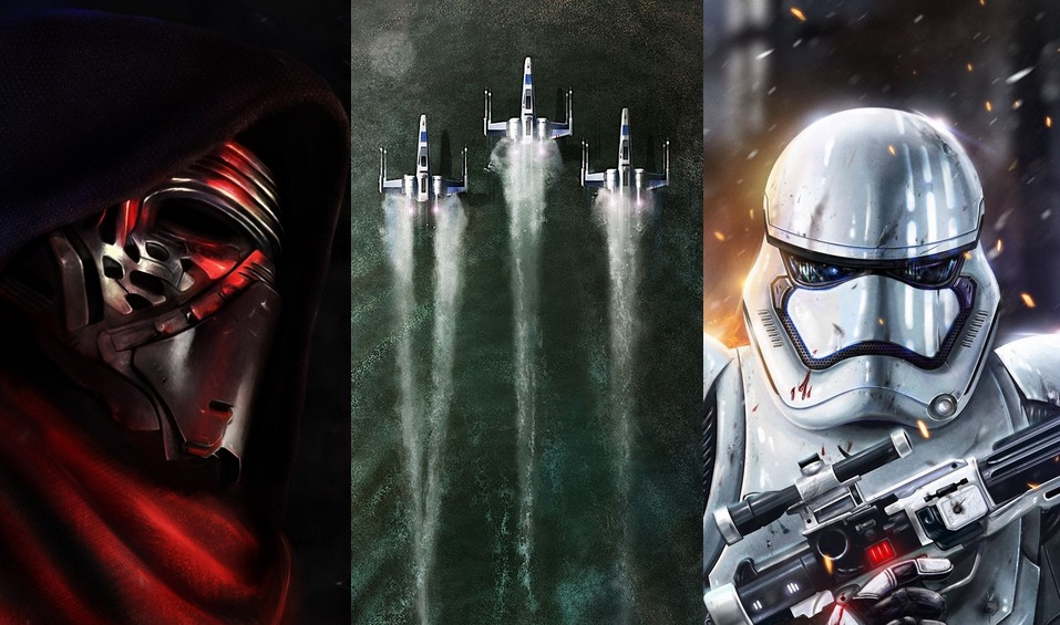 Star Wars Wallpapers 2