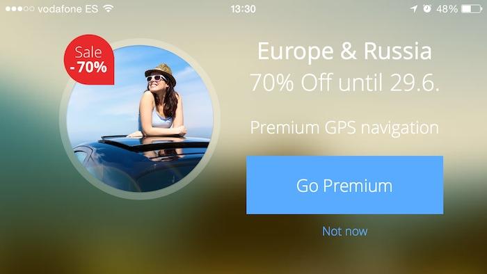 Sygic GPS Navigation, la nueva aplicación gratuita con mapas TomTom