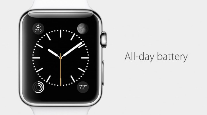 all day battery apple watch