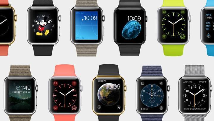 apple watch produccion enero